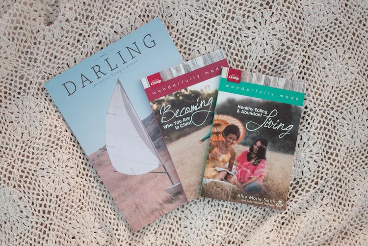 Books written by Allie
