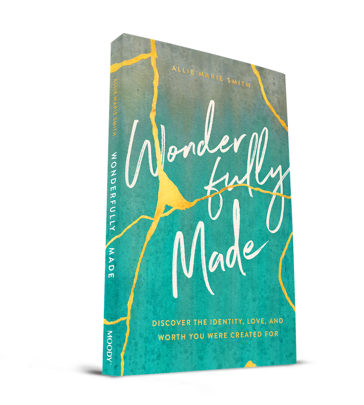 WonderfullyMade Live the Life You Were Made for Book Cover
